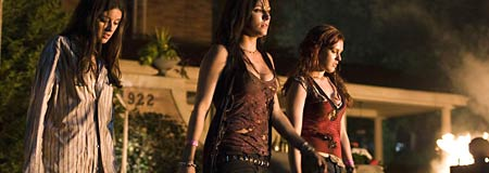 Margo Harshman - Briana Evigan and Rumer Willis in Sorority Row