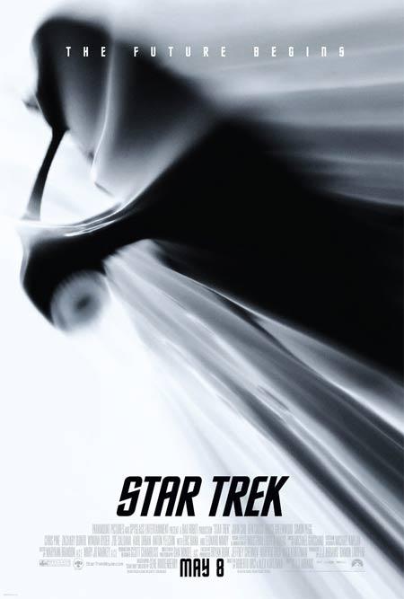 Star Trek release movie poster