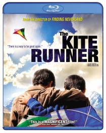 The Kite Runner Blu-ray cover