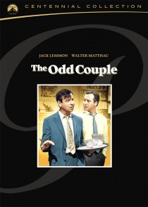 The Odd Couple DVD cover