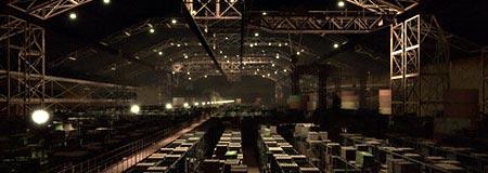Inside Warehouse 13