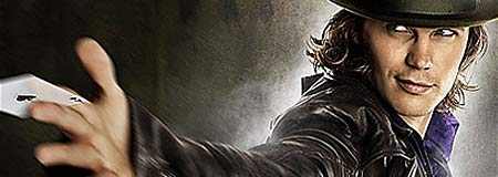 Taylor Kitsch as Remy Etienne LeBeau aka Gambit in Wolverine
