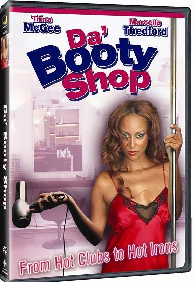 Da Booty Shop DVD