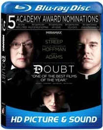 Doubt Blu-ray cover