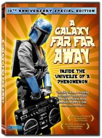 A Galaxy Far Far Away DVD cover