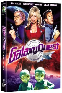 Galaxy Quest DVD cover