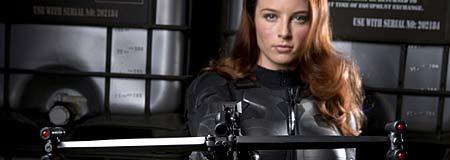 Rachel Nichols as Shana Scarlett OHara in G.I. Joe: The Rise of Cobra