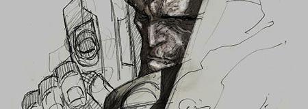 Concept art for I Frankenstein