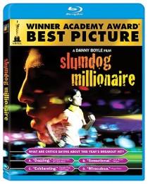 Slumdog Millionaire Blu-ray disc cover