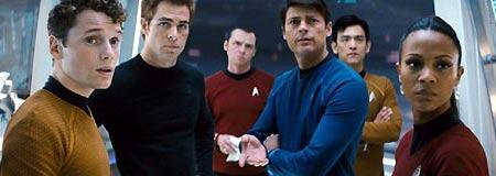 Cast of the new Star Trek