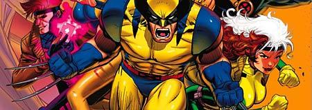 Marvel X-Men Volume 1 animated