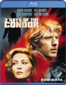Three Days of the Condor Blu-ray review