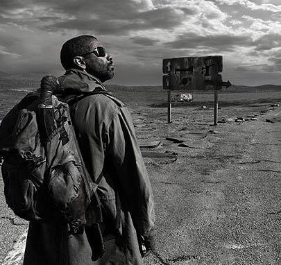 Denzel Washington in Book of Eli