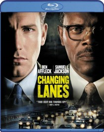 Changing Lanes Blu-ray cover