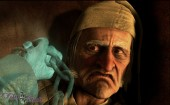Here's the first image of Jim Carrey as a miserly animated Ebenezer Scrooge