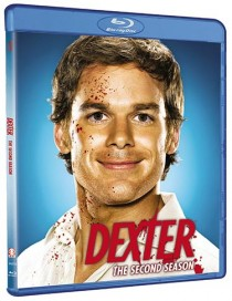 Dexter: The Second Season Blu-ray disc cover