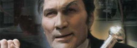Jack Palance in a 1968 production of The Strange Case of Dr. Jekyll and Mr. Hyde