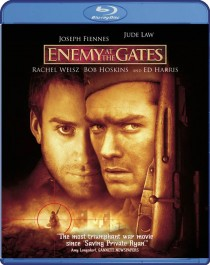 Enemy at the Gates Blu-ray cover