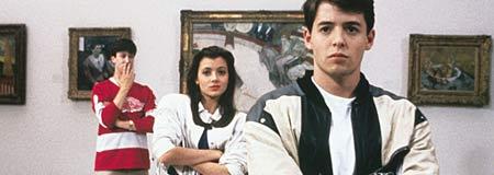 Ferris Bueller and his fellow truants