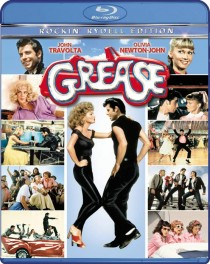 Grease Blu-ray disc cover