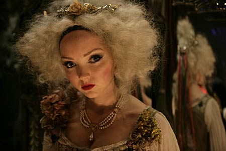 Lily Cole in The Imaginarium Of Doctor Parnassus