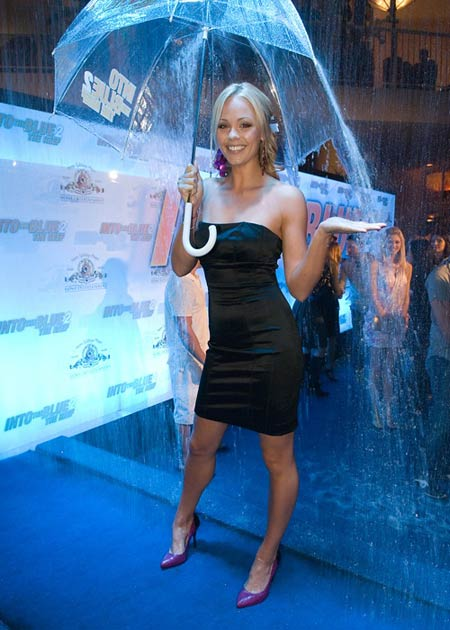 Into the Blue 2: The Reef premiere