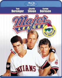 Major League Blu-ray cover