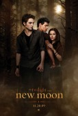 Twilight Saga New Moon teaser movie poster released