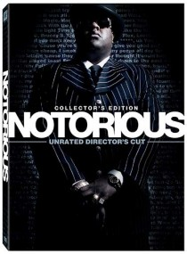 Notorious DVD cover