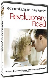 Revolutionary Road DVD cover