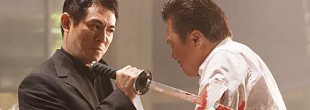 Jet Li in War a.k.a. Rogue