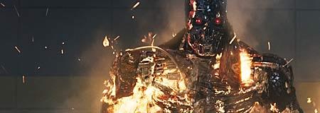 Scene from Terminator Salvation