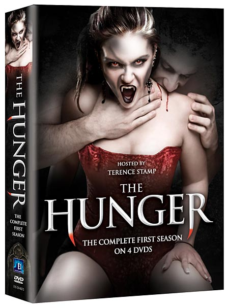 The Hunger: The Complete First Season DVD cover