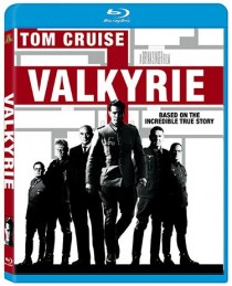 Valkyrie Blu-ray disc cover