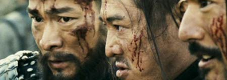 Takeshi Kaneshiro - Jet Li and Andy Lau in Warlords
