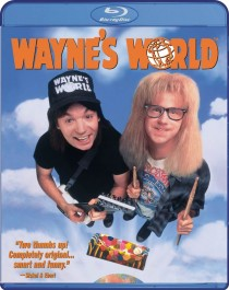 Waynes World Blu-ray cover