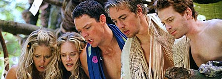 A scene from Without A Paddle