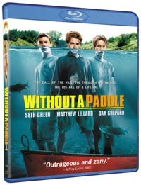 Without A Paddle Blu-ray disc cover