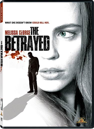 The Betrayed DVD packaging