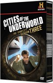 Win one of two copies of Cities of the Underworld: The Complete Season Three on DVD