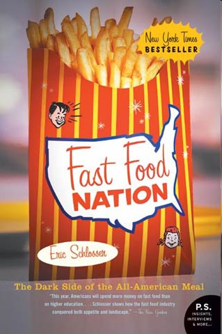Eric Schlossers Fast Food Nation book