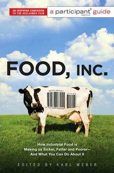 The Food Inc. movie companion book