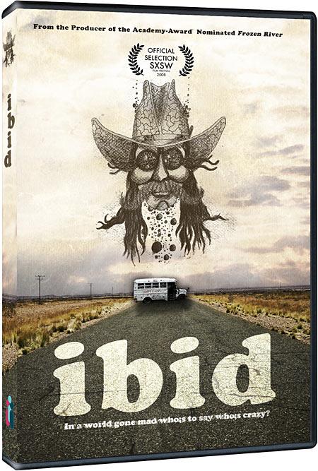 IBID DVD cover