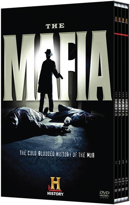 The Mafia four disc DVD set