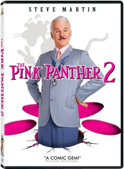 Pink Panther 2 DVD cover