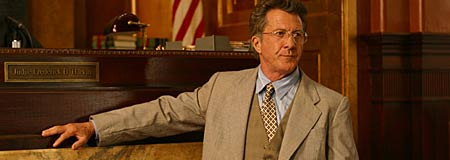 The last John Grisham legal thriller to hit the screen was the 2003 film Runaway Jury with Dustin Hoffman