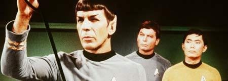 Scene from Star Trek The Original Series