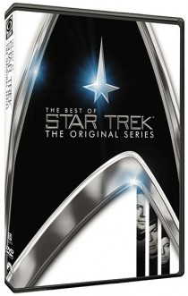 The Best of Star Trek the Original Series DVD cover