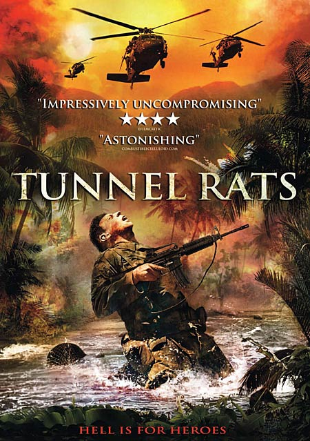 Tunnel Rats DVD cover art
