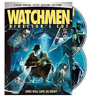 Watchmen: The Directors Cut